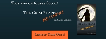 Vote now on Kindle Scout!
